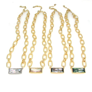 JE Classic Collection Karina Choker with Swarovski Crystal
