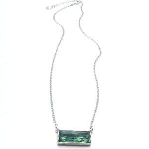 JE Classic Collection Karina Pendant with Swarovski Crystal