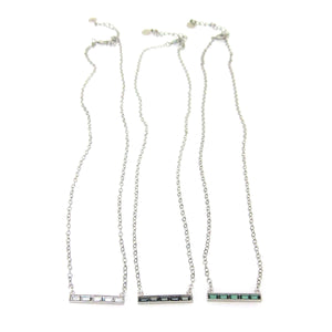 JE Classic Collection Bianca Necklace with Swarovski Crystals