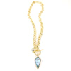 "Florentine Collection ""Kite"" Toggle Necklace"