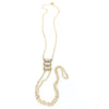 Denmark Collection Triple Baguette Necklace