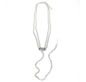 Denmark Collection Spike Y Necklace