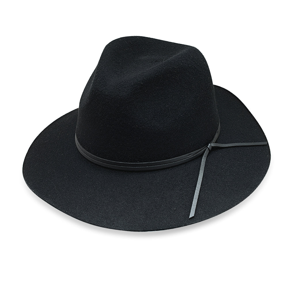 "The ""Elsa"" 100% Wool Fedora"