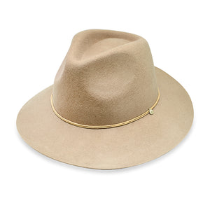 "The ""Lana"" 100% Wool Fedora"