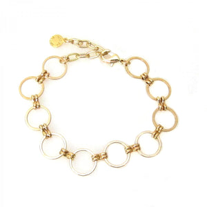 Eclipse Collection Plain Circle Bracelet