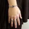Denmark Collection Swarovski Trilliant Cut Bracelet