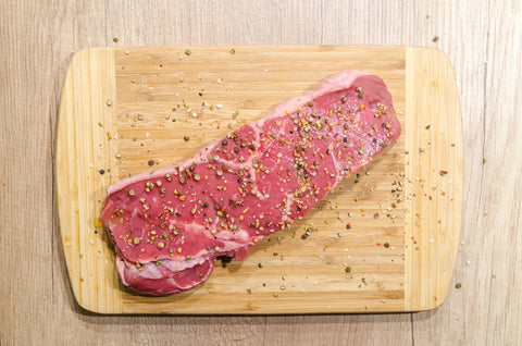 Red meat has trace minerals Epsilon Acupuncture
