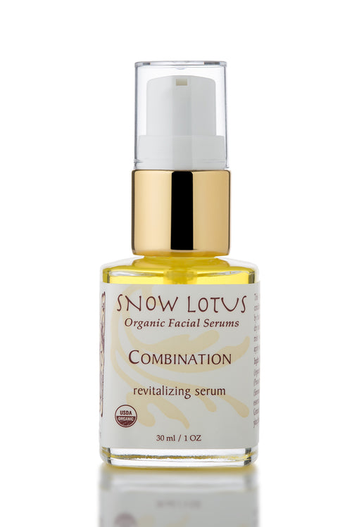 epsilon snow lotus combination facial serum organic
