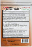 Pain Terminator Patch (Warm) [5 plasters/pack]