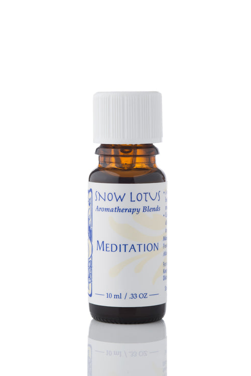 snow lotus meditation therapeutic blend 10ml