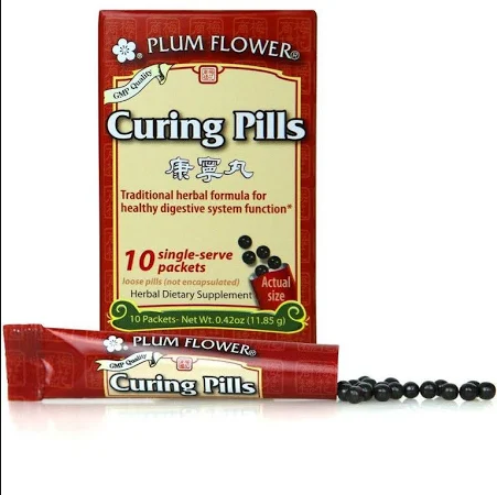 Curing Pills Kang Ning Wan Plum Flower Regular 10 Pack