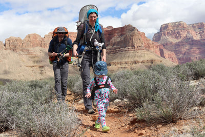 Big Mo 20 Real Review: Taking Our Toddler to the Grand Canyon | Trip Report #4
