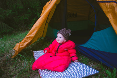 5 Hacks for Sleeping With a Baby In a Tent