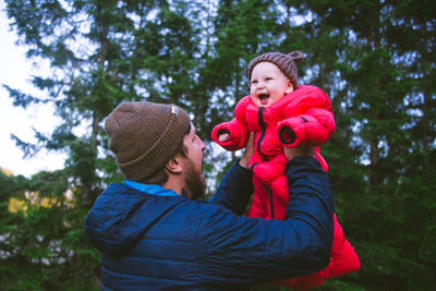 The 4 Crucial Rules to Happy Baby Camping