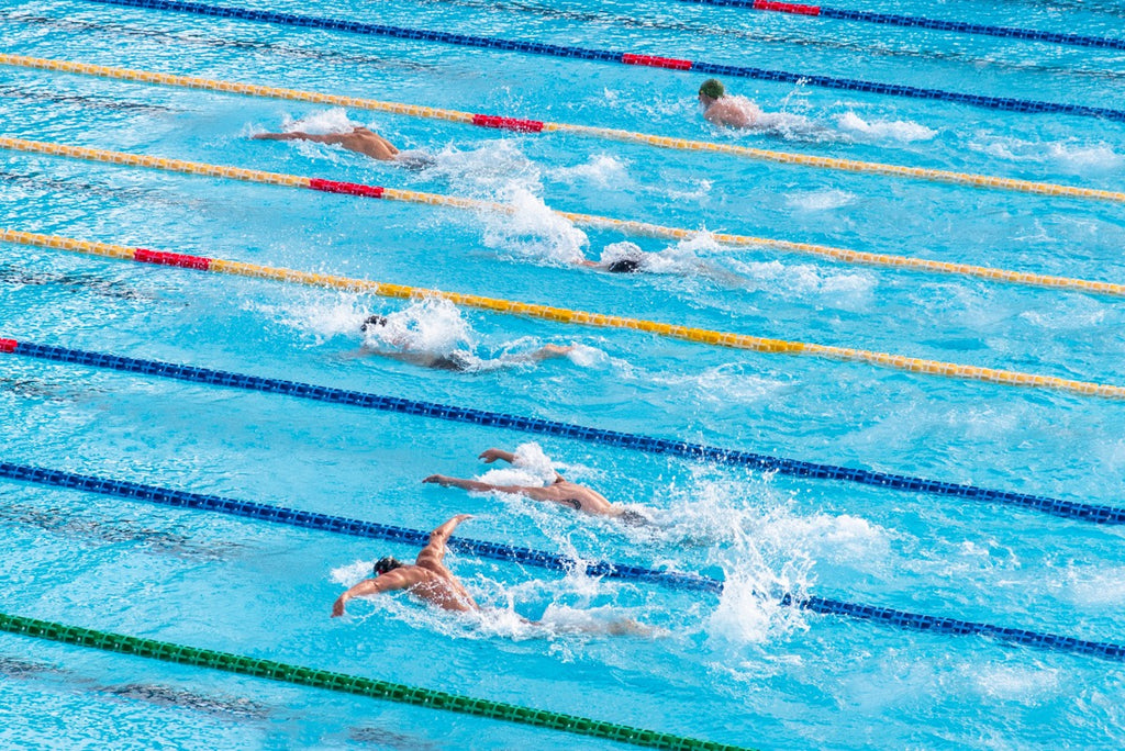 A Guide to Strength Training for Swimmers