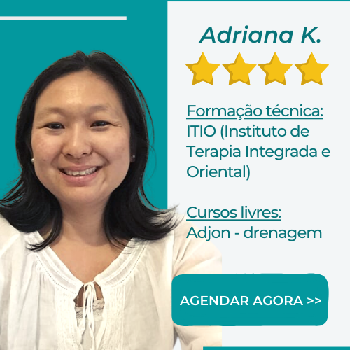 Terapeuta - Adriana K - In Good Hands