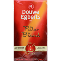 Douwe Egberts Douwe Egberts Filter Blend Ground Coffee Medium Roast