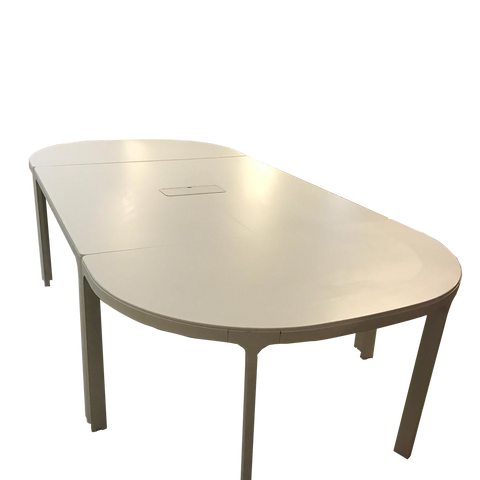 Combined Office Meeting Table (Round Table)