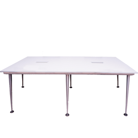 Herman Miller 6 Seated Meeting Table