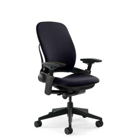 Steelcase Leap Chair V2 With Adjustable Headrest Option