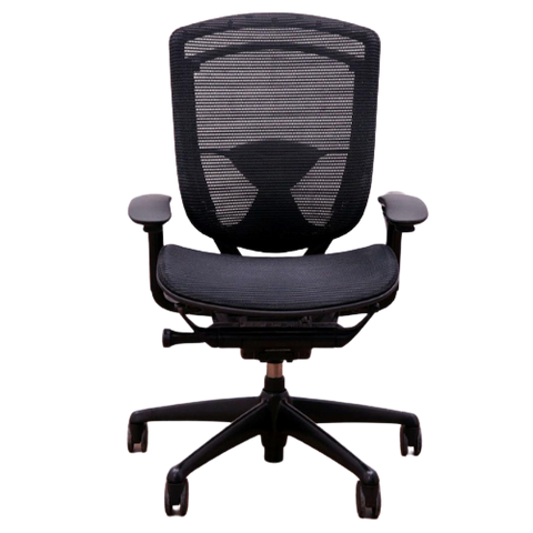 Okamura Contessa Chair Full Mesh Ergonomic Chair
