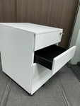White Color Metal Cabinet