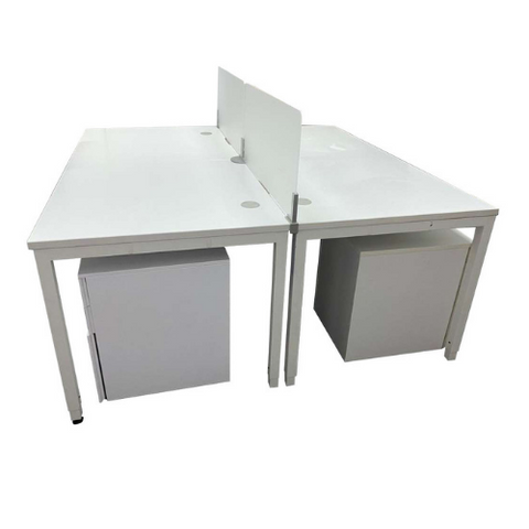 Newstar Workstation Office Table Set