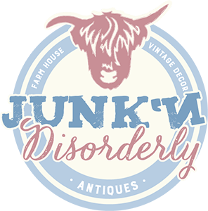 Welcome to Junk 'N Disorderly!