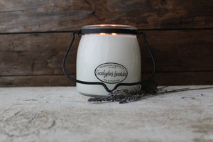 Butter Jar Candle
