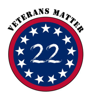 22 A Day Veterans Matter