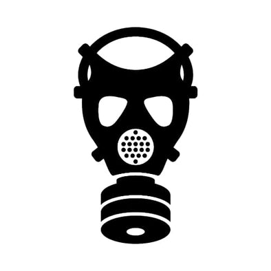 Battlefield Gas Mask