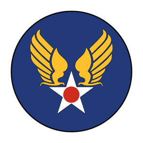 Vintage United States Air Force Emblem (USAF)