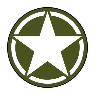 Vintage United States Army Star