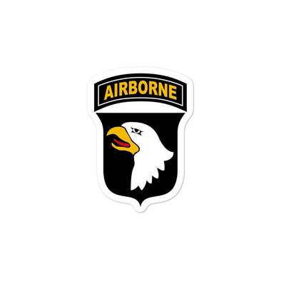 opszillastore,101st Airborne Division Bubble-free stickers,