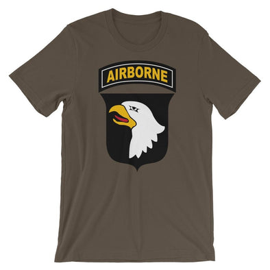 opszillastore,101st Airborne Division Short-Sleeve Unisex T-Shirt,