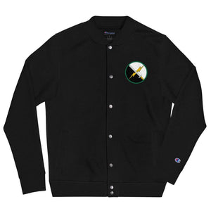 opszillastore,1st Information Operations Command Embroidered Champion Bomber Jacket,