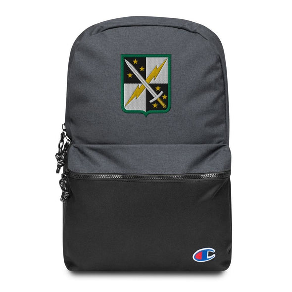2nd Informations Operations Battalion Embroidered Champion Backpack