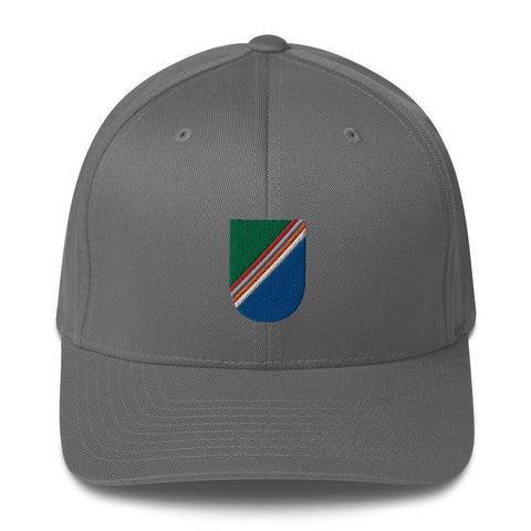opszillastore,75th RANGER Regiment Regimental Flash Embroidered Structured Twill Cap,