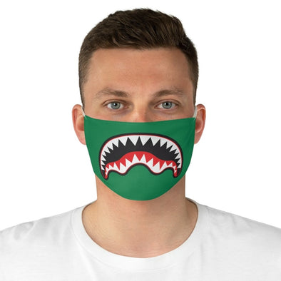 A-10 Thunderbolt WARTHOG Fabric Face Mask - One size - Accessories