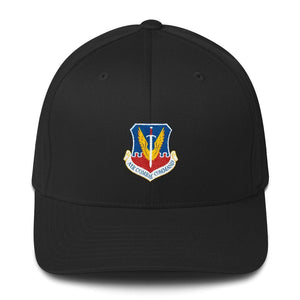 opszillastore,Air Combat Command (ACC) Embroidered Structured Twill Cap,