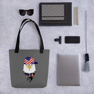 opszillastore,American Eagle and Cap Tote bag,