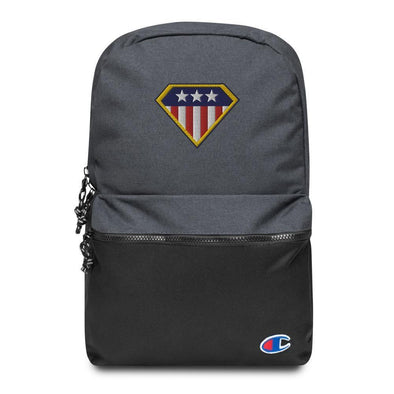 Hero Embroidered Champion Backpack