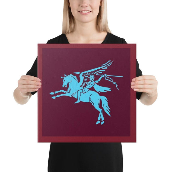 opszillastore,British 1st Para Regiment Pegasus Canvas,