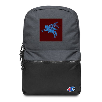 British 1st Para Regiment Pegasus Embroidered Champion Backpack