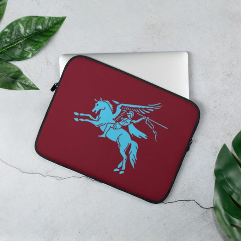 opszillastore,British 1st Para Regiment Pegasus Laptop Sleeve,