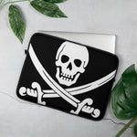 opszillastore,Calico Jack Laptop Sleeve,
