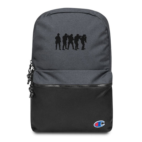 Entry Team Stack Embroidered Champion Backpack