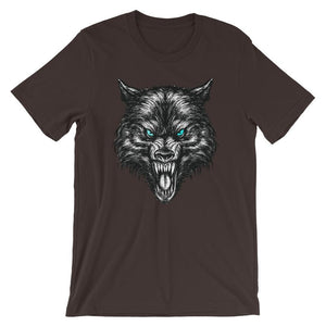 opszillastore,Fenrir the Wolf Short-Sleeve Unisex T-Shirt,