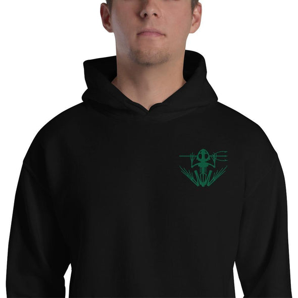 United States Navy UDT SEAL Frogman Embroidered Unisex Hoodie