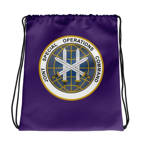 Joint Special Operations Command (JSOC) Drawstring bag